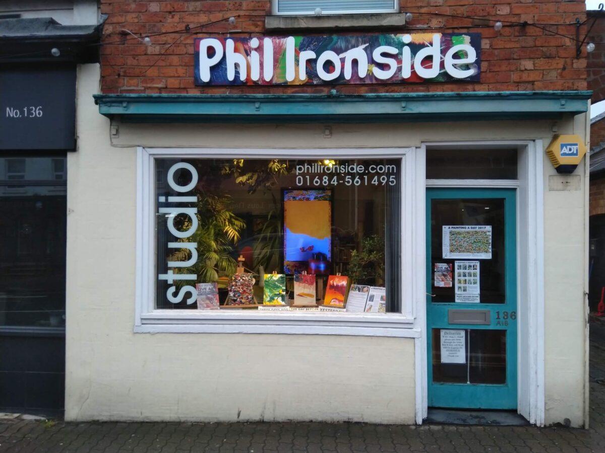 Phil Ironside 1