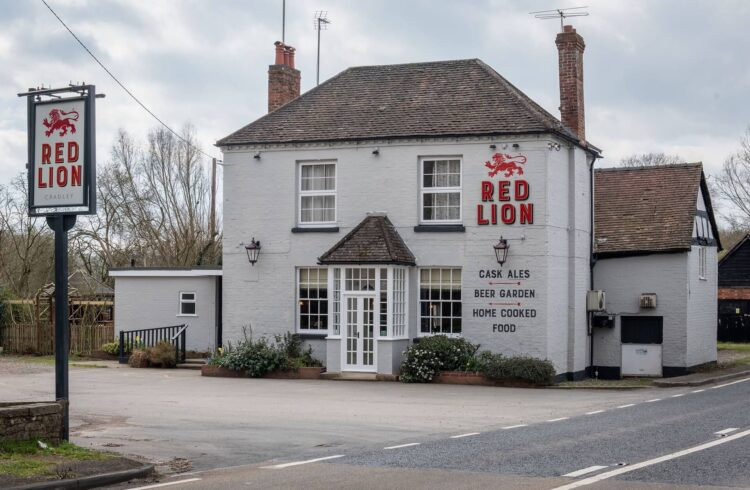 Red Lion Cradley 1