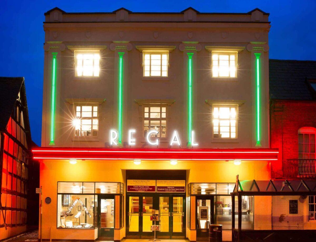 Regal Cinema Exterior Ian Butler Photography crop