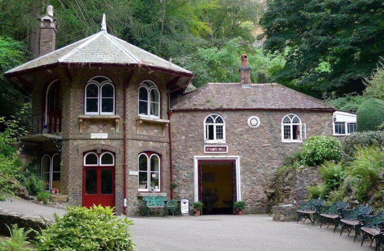 St Anns Well Exterior