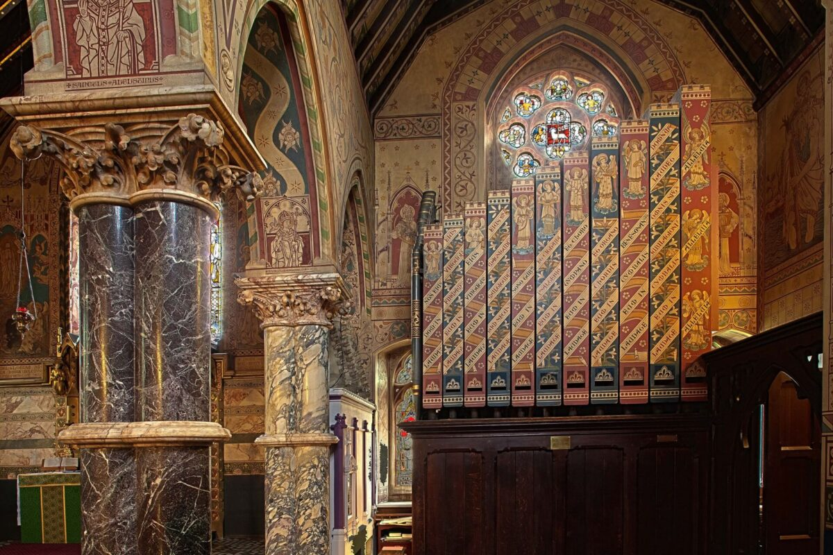 St Leonards Church Interior