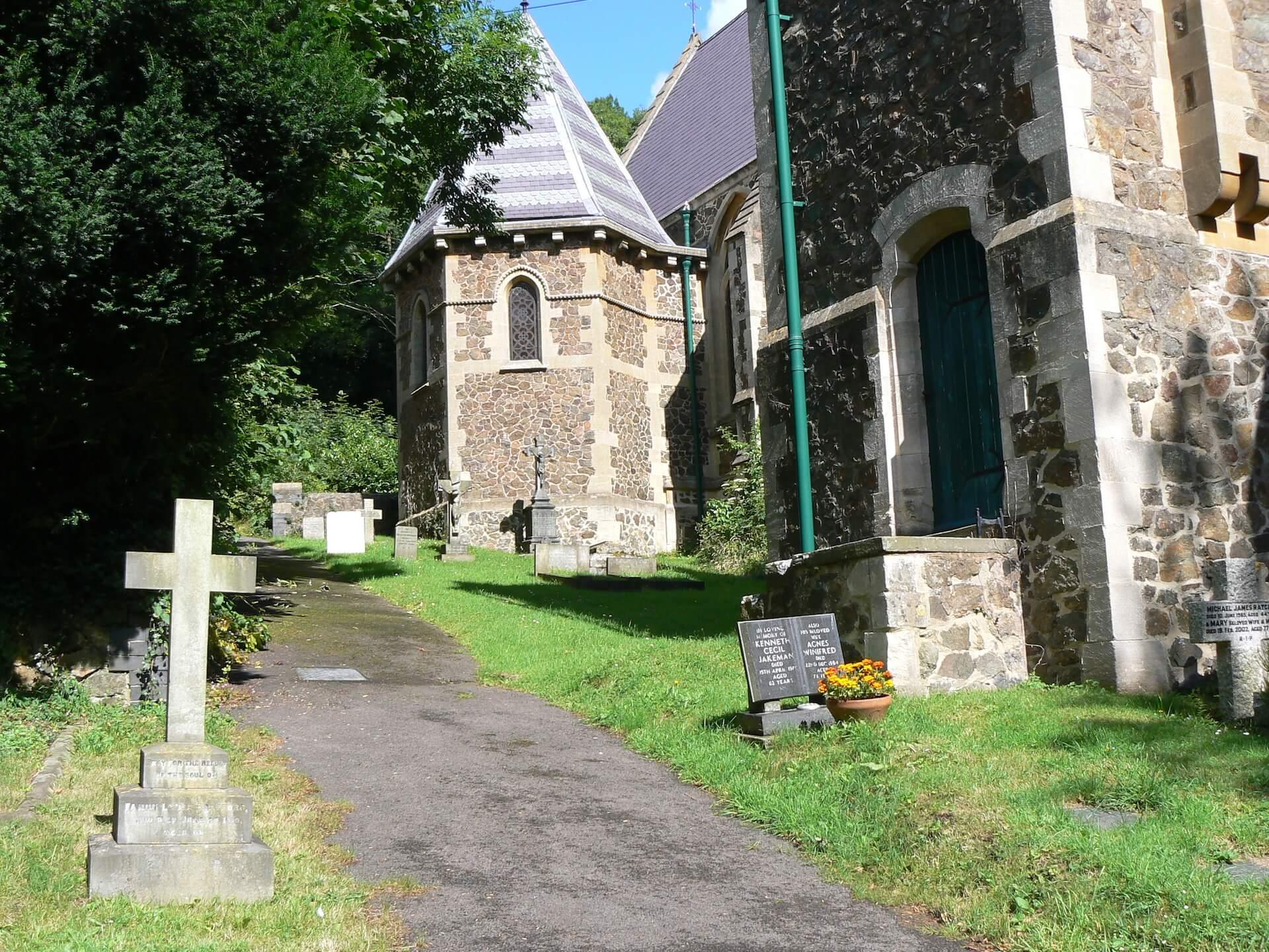 St Wulstans RC Church 1
