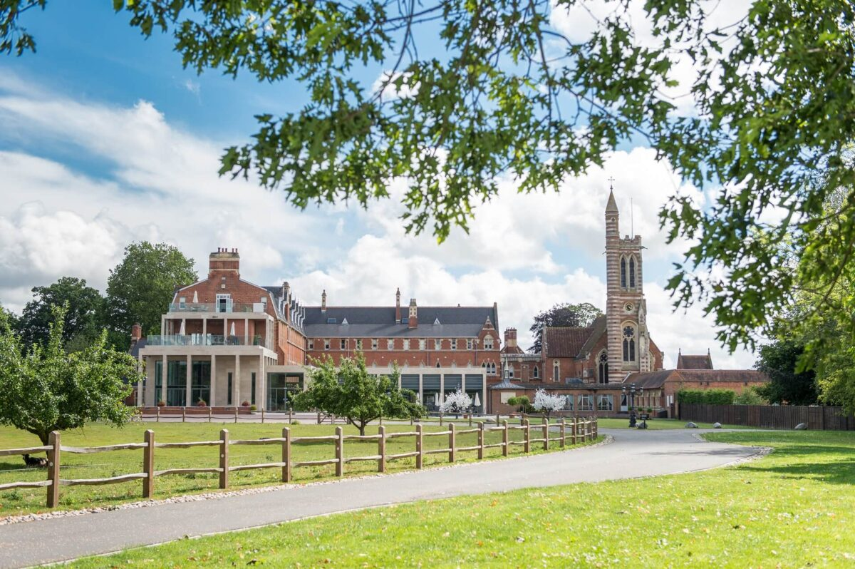 Stanbrook Abbey Hotel 1