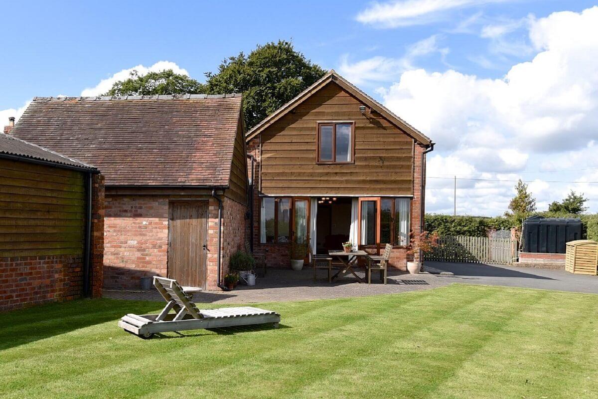 The Barn at Beechcroft 1 1