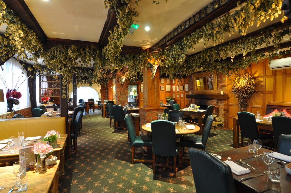 The Feathers Hotel 5