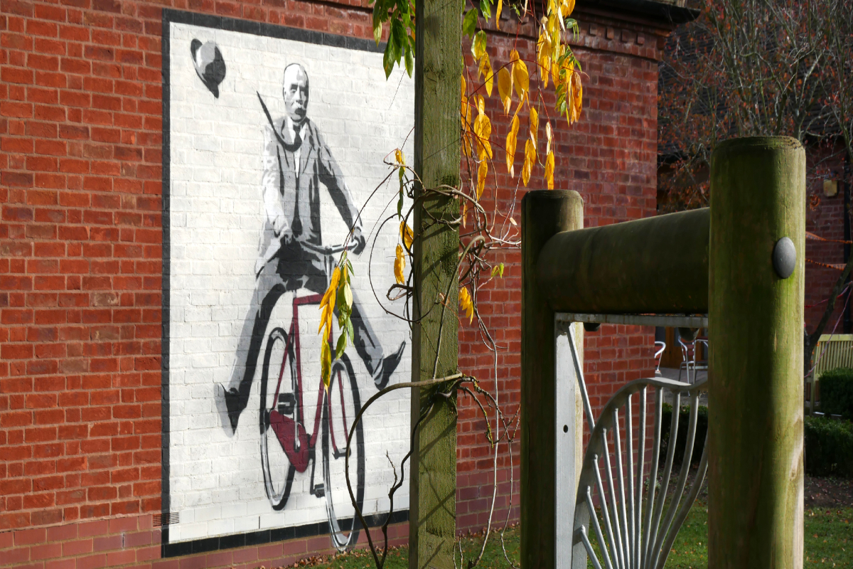The Firs ELGAR BICYCLE