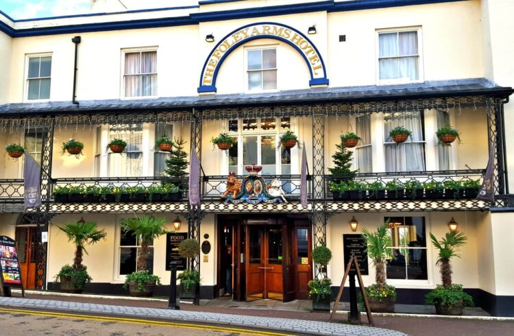 The Foley Arms Hotel 1