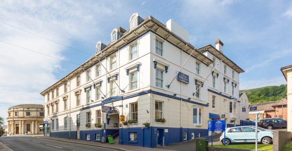 The Great Malvern Hotel 1
