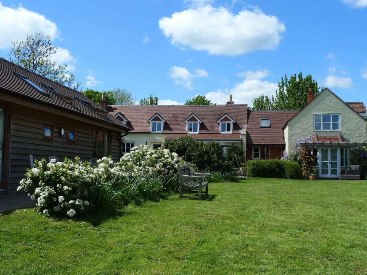 The Lodge at Orchard Cottage 2