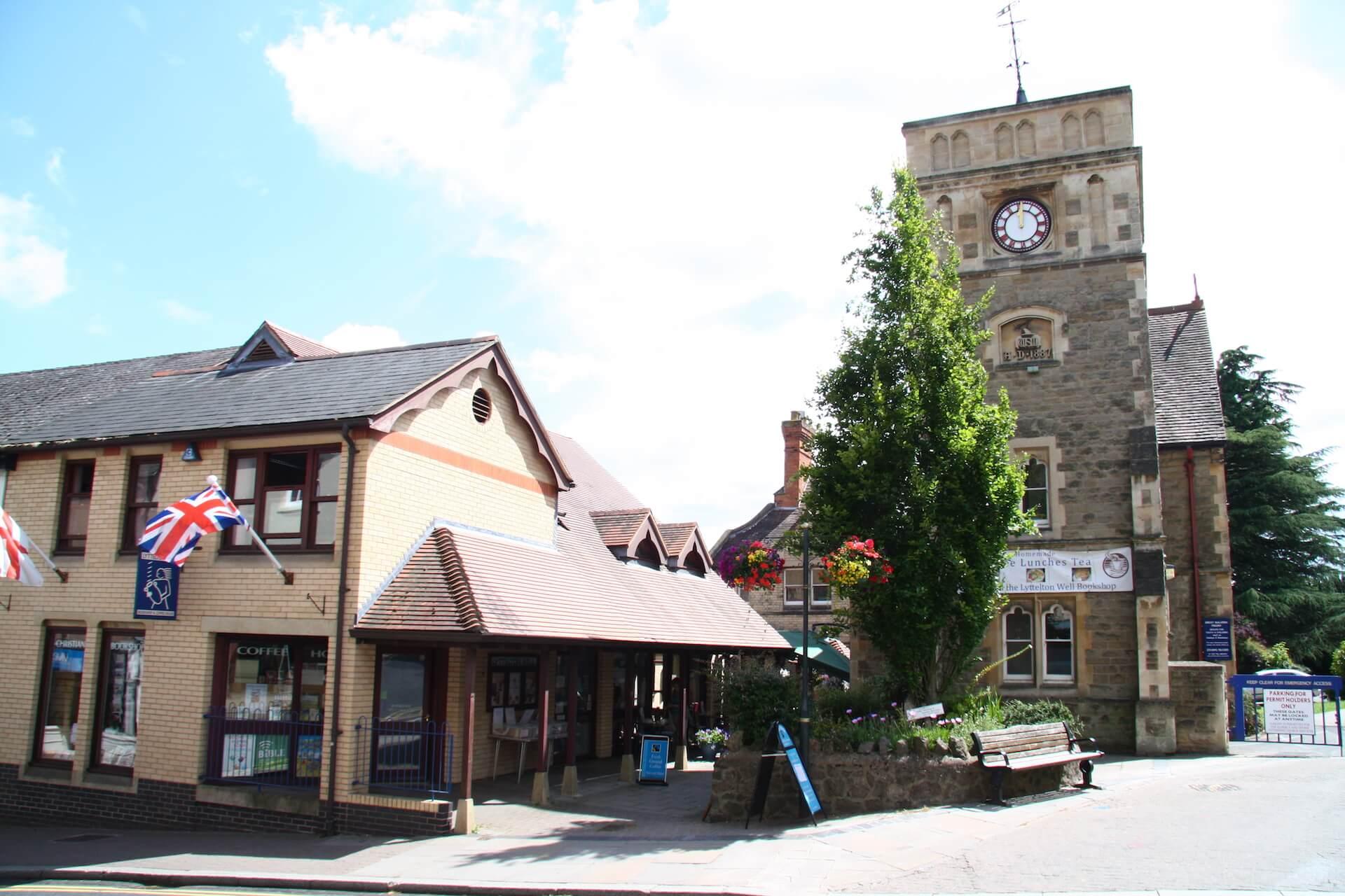 The Lyttelton Well Cafe