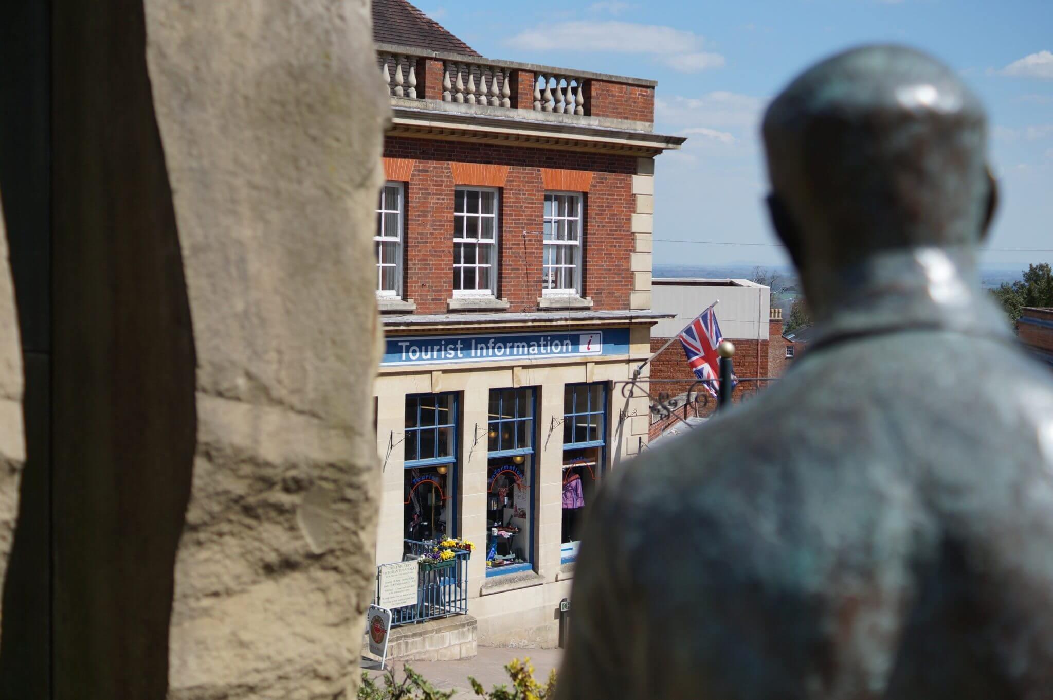 Tourist Information Centre Malvern
