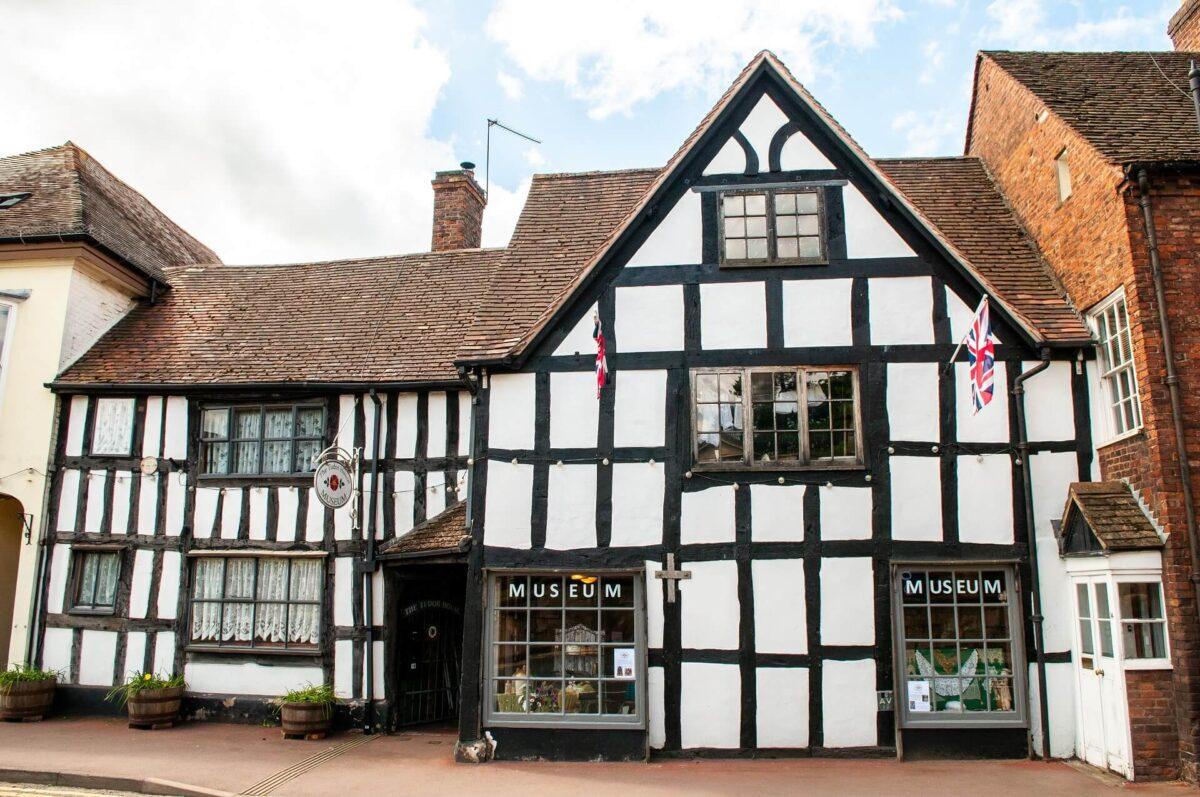 Tudor House Museum Upton 1