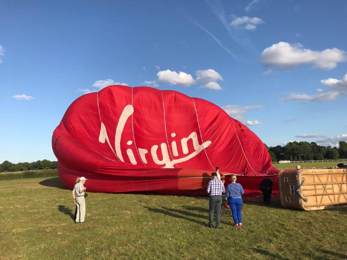 Virgin Balloon Flights 1