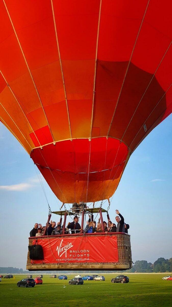 Virgin Balloon Flights 2