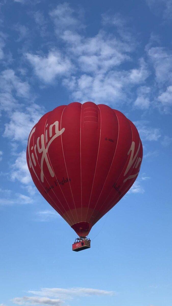 Virgin Balloon Flights 3