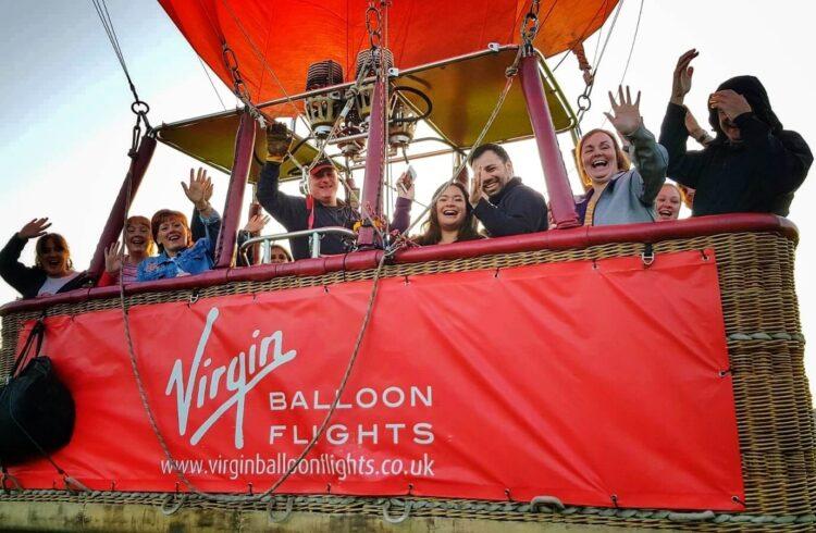 Virgin Balloon Flights 5
