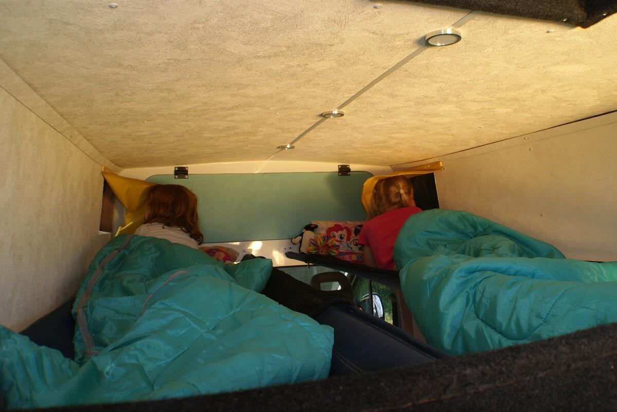 Wanderlust Camper Hire 5