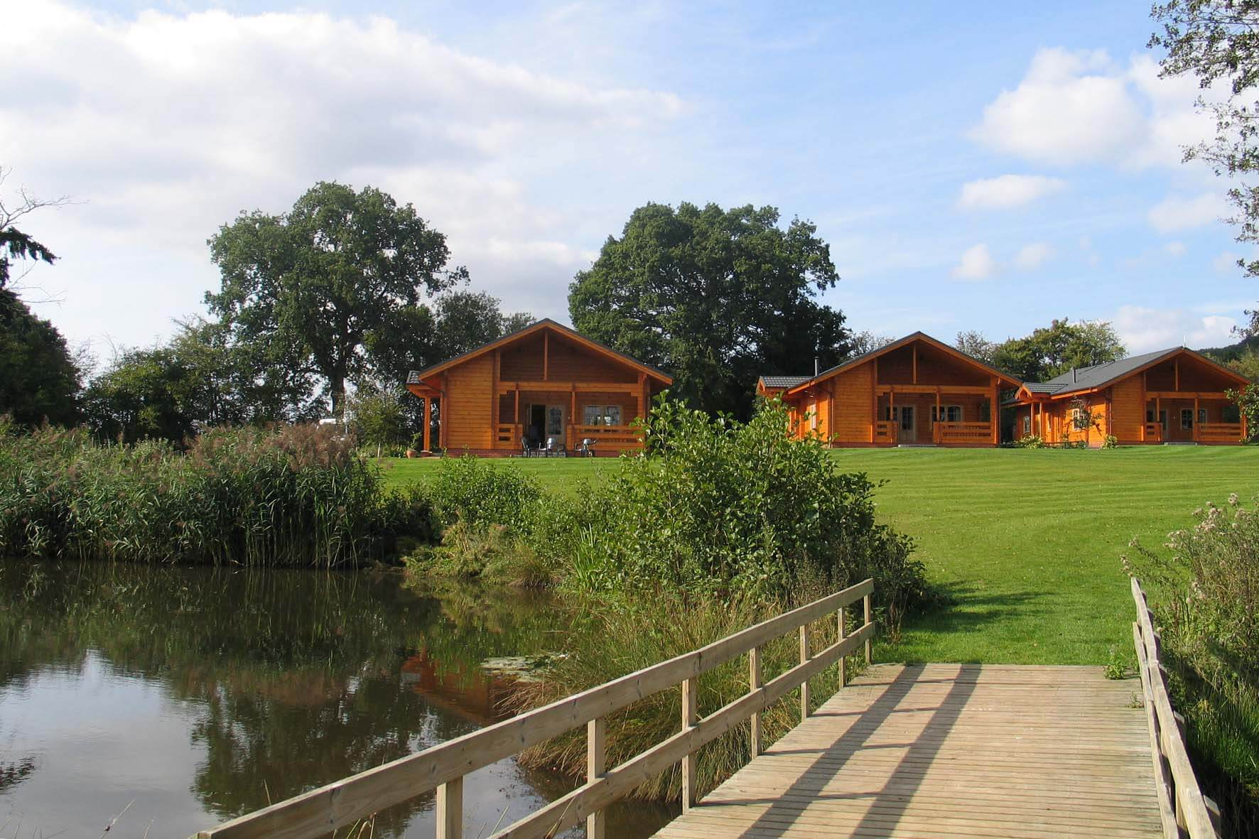 Woodside Lodges Country Park 1