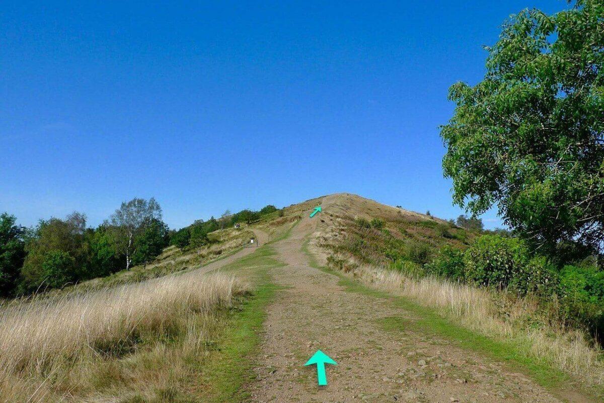 Wyche to Wynds Point Walk