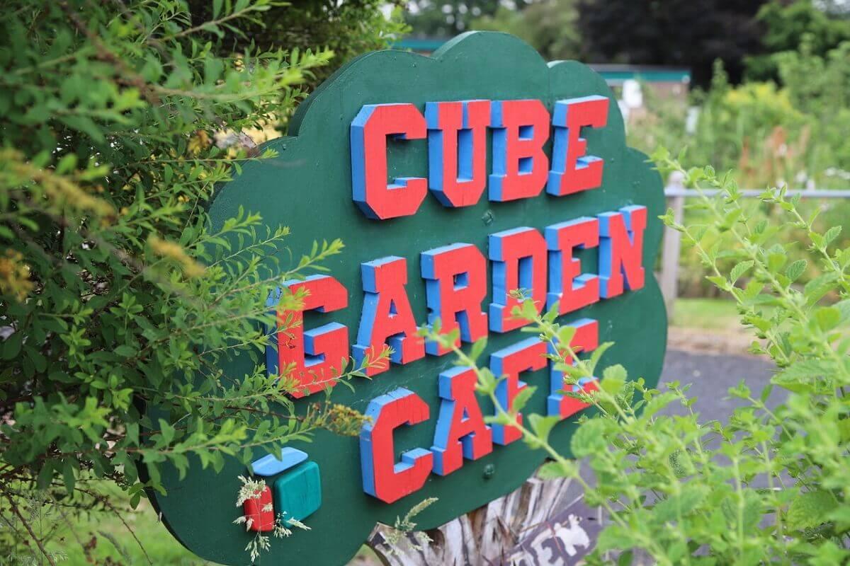 Cube Garden Cafe