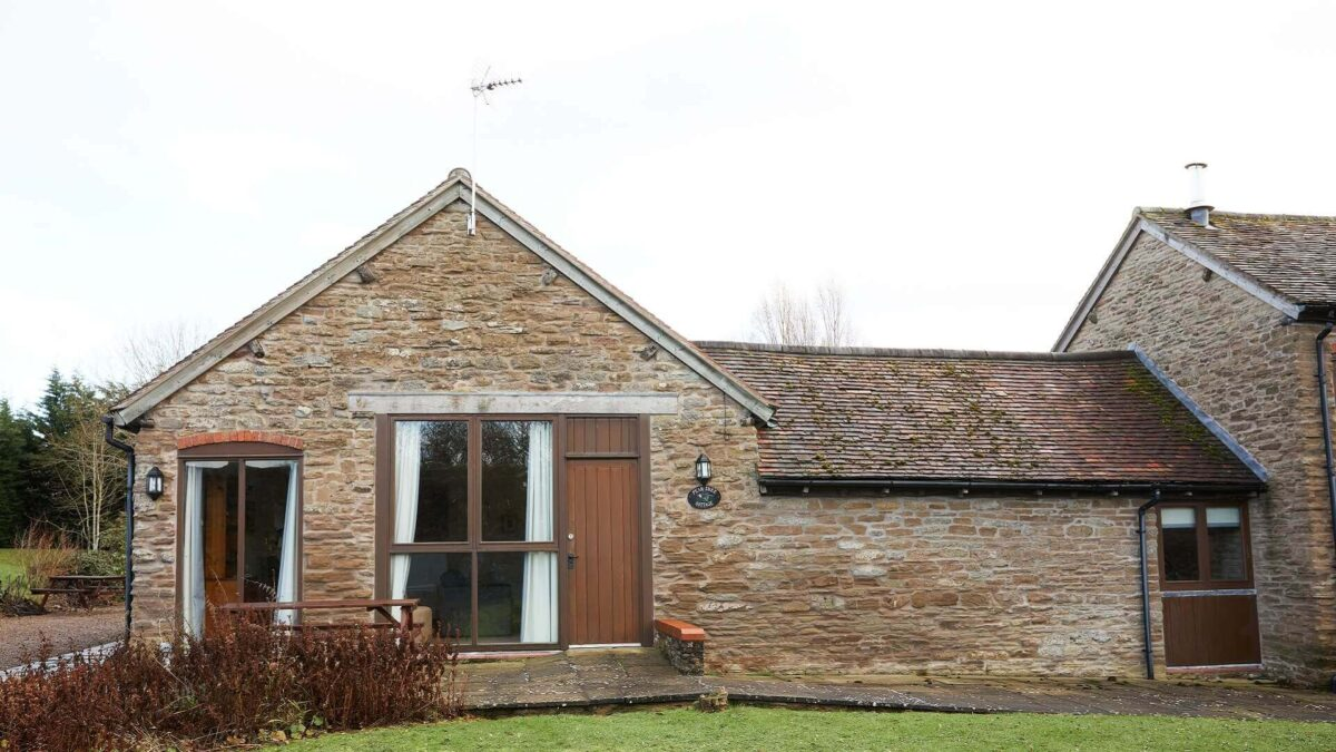 Larch Bed Cottage