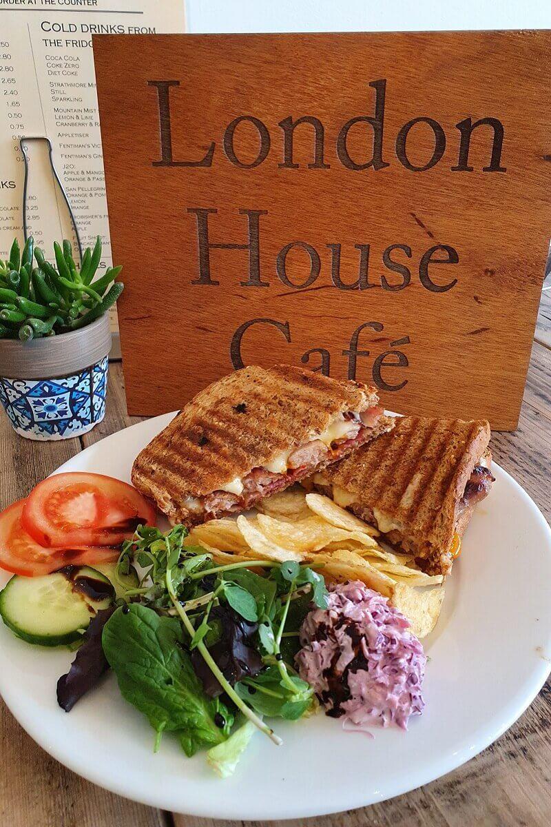 London House Cafe