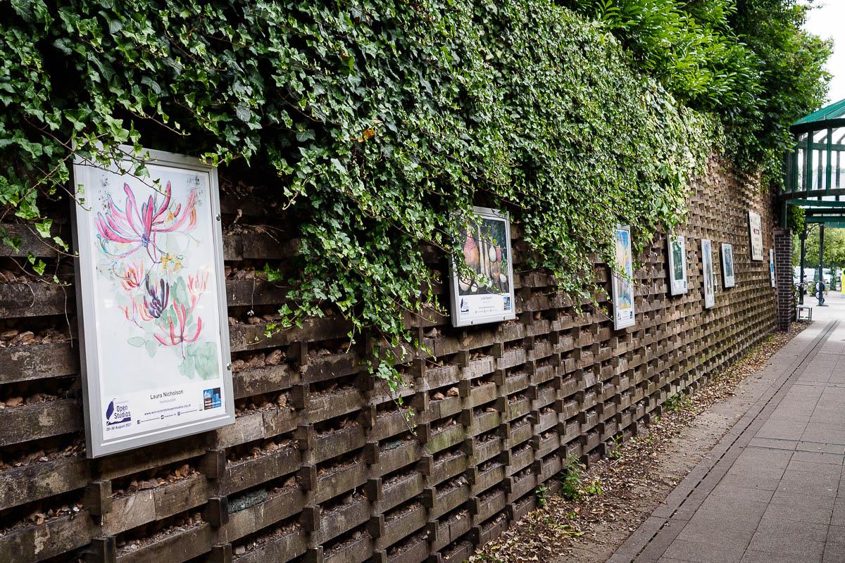 Worcestershire Open Studios Exhibition