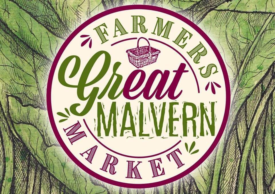 Great Malvern Farmers' Market logo