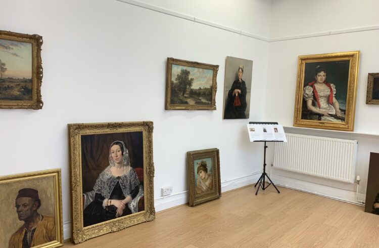 Brave - Great Malvern's Brand New Art Gallery