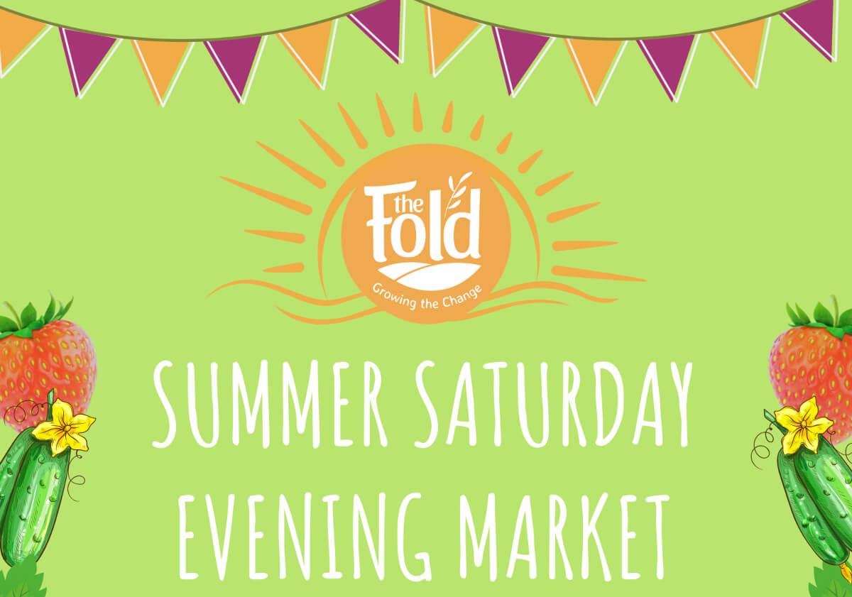 Summer Saturday Poster