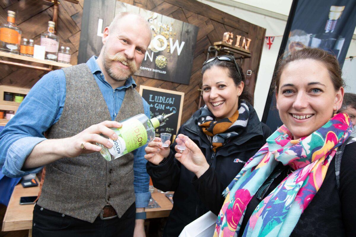 Food & Drink Village- Malvern Show