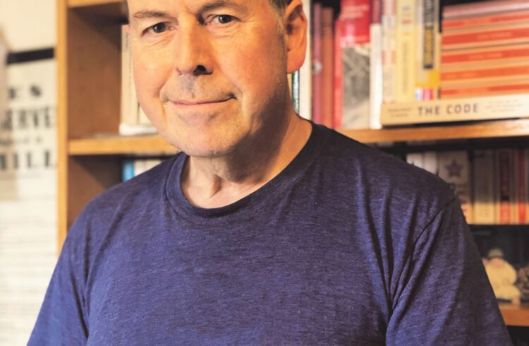 Rory Cellan-Jones, the BBC's principal technology correspondent and author.