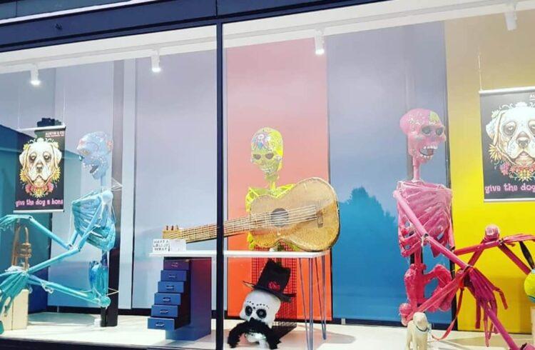 Austin and Co 2021 Shop window