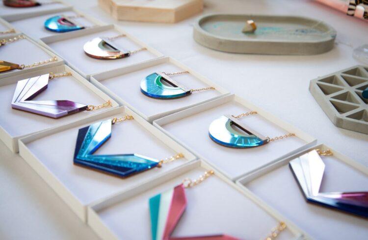 Blue Magpie Contemporary Craft Fair