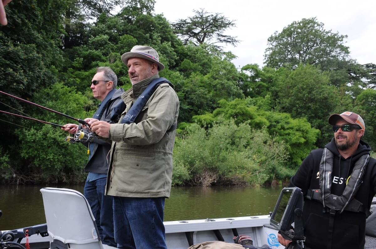 BBC Gone Fishing with Paul Whitehouse and Bob Mortimer