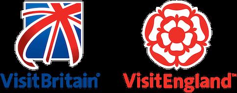 VisitBritain and VisitEngland Logos